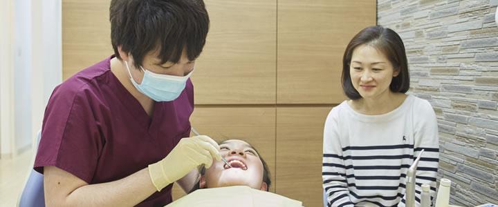 痛くないむし歯治療